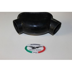 Air box to carby rubber